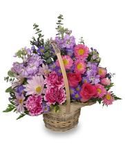 Sweetly Spring Basket