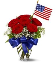Star Spangled Roses<br>TFWEB194