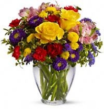 Brighten Your Day Bouquet (Will not be EXACTLY as pictured)