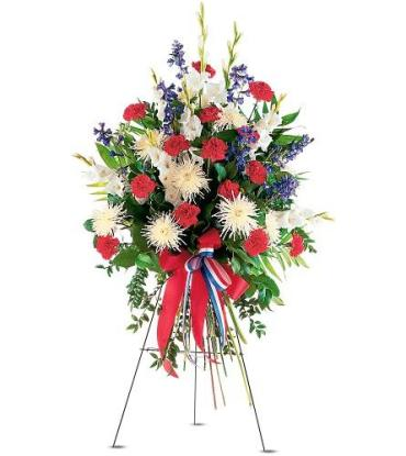 Patriotic Spirit Spray<br>TF215-3