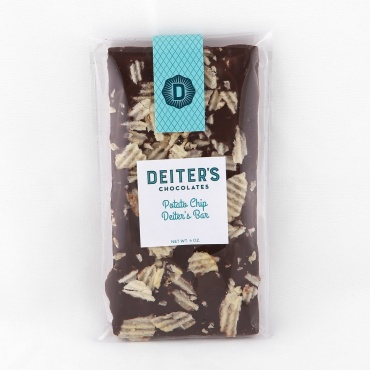 Deiter\'s Potato Chip Chocolate bar