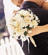 Rose & Stephanotis Bouquet