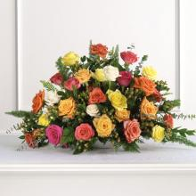 Rose Altar Arrangement
