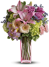 Artfully Yours Bouquet (Will not be EXACTLY as  pictured)