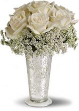 White Lace Centerpiece<br>T189-1A