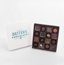 Deiter\'s Chocolates 16 Piece Box