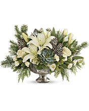 Winterwilds Centerpiece