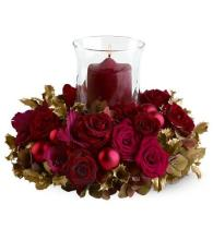 Golden Holidays Centerpiece<br>TFWEB249