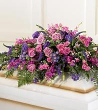 Blanket of Flowers Casket Spray<br>S17-4220