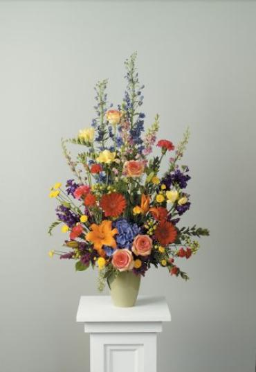 Mixed Vase Arrangement<br>CTT 82-11