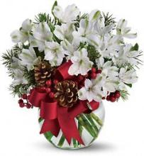 Let It Snow Bouquet<br>T128-1A