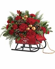 Teleflora\'s Vintage Sleigh Bouquet *SOLD OUT*
