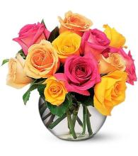 Dozen Mixed Roses<br> TF68-3