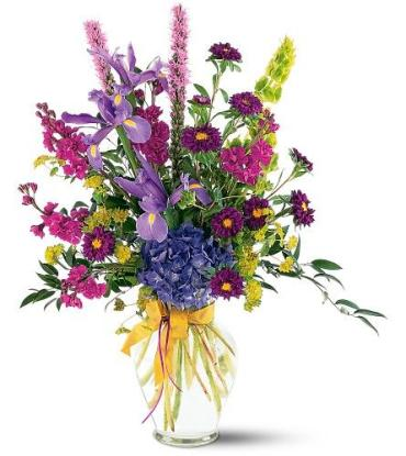 Lush Lavenders Bouquet<br>TF201-3